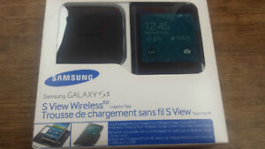 The Samsung GALAXY S5 Wireless Charging Bundle $40 Brand New