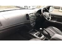 Hyundai SANTA FE 2.2 CRDi Premium 5dr [7 Seats] (grey) 2012
