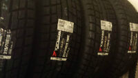 BRAND NEW TOYOTA RAV4 WINTER TIRES 215/70/16 ON RIMS WITH TPMS