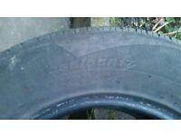 4x4 Tyre - 255/65/17R