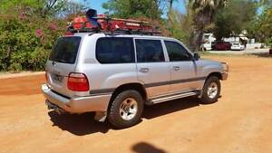 2001 Toyota LandCruiser GXL AUTO 4WD - OUTBACK EXTRAS Alice Springs Alice Springs Area Preview