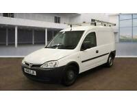 2011 Vauxhall Combo 1700 CDTI E4,NO VAT Car Derived Van Diesel Manual