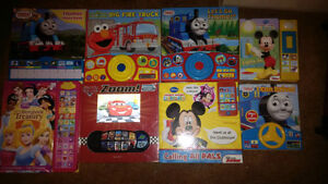 NEW CHILDREN'S BOOK -  Disney, Thomas the Train, Mickey etc.