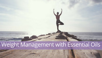 Weight Management with Essential Oils Class and Make and Take