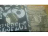 No respect records Germany x 2 12""