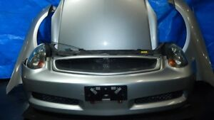JDM Infiniti G35 Coupe Front End Conversion 2003-2007