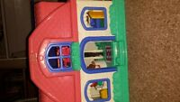 fisher price family home.