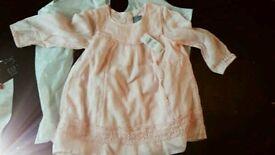 Brand New Baby GAP Two Piece Dress