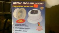 Mini Solar Vent