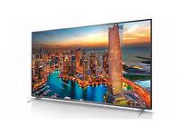 "Excellent condition 50"" LED Ultra 4k Panasonic Smart 3D TV"