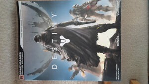 Destiny Game Book / Livre du Jeu Destiny