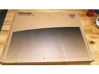 "Crazy laptop deal - Toshiba 15"" i5-5200 5th gen cpu massive 12gb ram 1TB hdd"