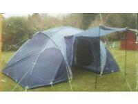 4 man(or more) tent. Mountain warehouse Apollo 4