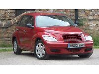 Chrysler PT Cruiser 2.0 Classic 5dr (red) 2003