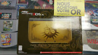 Console New Nintendo 3DS XL Edition Majora's Mask NEUF