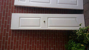 new doors for sale comes with hinge and knobs London Ontario image 4