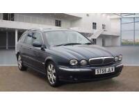 2005 Jaguar X-Type 2.5 V6 SE (AWD) 5dr Estate Petrol Automatic