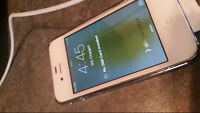 iPhone 4S with Virgin Mobile/Bell (white)