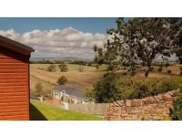 ***REDUCED***cheap wooden lodge for sale ribble valley, gisburn, clitheroe