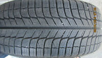 Set of winter tires 225/55/ 17michelin