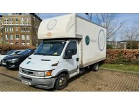 **2004 IVECO Daily Luton Van** MOT and TAXED until JUL 21 Diesel 2.3