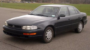 Wanted!  Camry / corolla / Lumina / Crown Victoria (style)