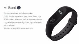 Xiaomi Mi Band 2 Smart Band Sports Fitness Brand New