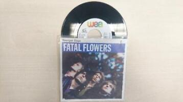 Single vinyl / 7 inch - Fatal Flowers - Younger Days