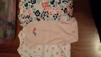 Baby Girl clothes newborn to 3 months over 65 items