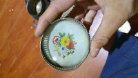 80 to 90 year old beauty full old Burma style small antique plat