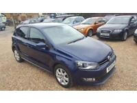 Volkswagen Polo 1.2TDI ( 75ps ) 2013MY Match Full VW Service History,1 Owner.