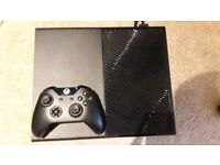 Xbox one 500GB mint condition + GTA