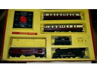 Triang trains and track 1959 collection