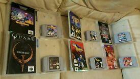 N64 Games bundle 30 plus