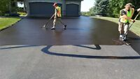 Driveway Sealcoating Service,Asphalt and Concrete