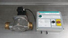 Gas Interlock Safety Valve