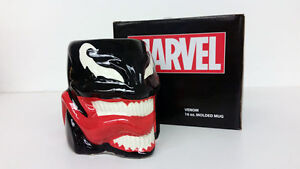 Marvel's Venom 16oz molded mug with packaging - JANUARY SALE