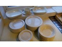 Oven to tableware 12 setting
