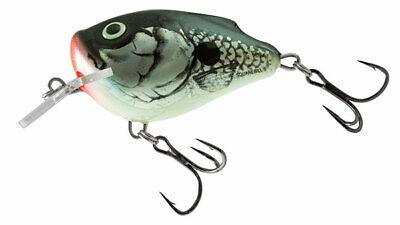 "Salmo Whitefish 13F Green//Gold 5 1//4/"" Crankbait 3-5ft"