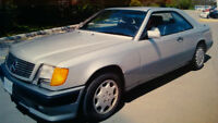 Rare 1992 Mercedes-Benz 300CE - From Vancouver