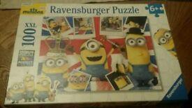 Ravensburger 100 XXL Piece Puzzle