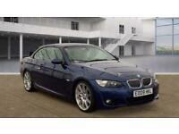 2009 BMW 3 Series 3.0 325I M SPORT 2d 215 BHP Convertible Petrol Automatic