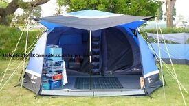 Hi Gear Mojave 5 Berth Tent & Camping Equipment