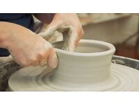 Pottery Classes, Taster Sessions in Ceramics South East London by Lillagunilla Ceramic Studio