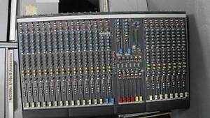 Allen & Heath GL2200 32ch mixing console Rydalmere Parramatta Area Preview