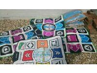 Bundle of PlayStation dance mats
