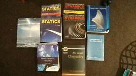 Engineering / A Level books