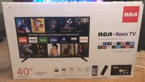"40"" Roku Smart TV"