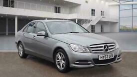 image for 2013 Mercedes C200 2.1 Diesel Executive SE Manual