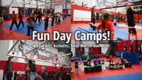 Fun and Exciting PD Day Camp - Friday,June 1st, 2018